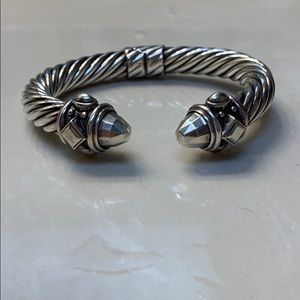 David Yurman BIG bracelet!